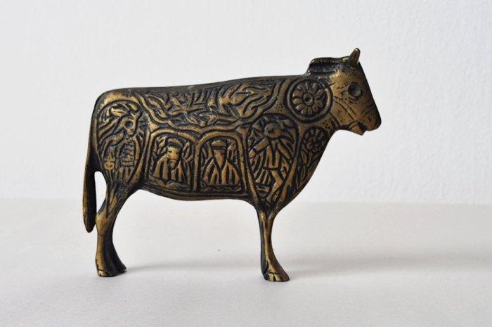 Bull for Incense
