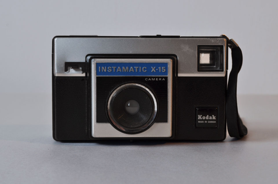 kodak insatmatic camera