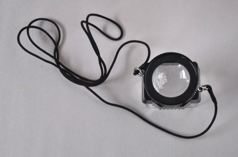 Nikon Loupe from above