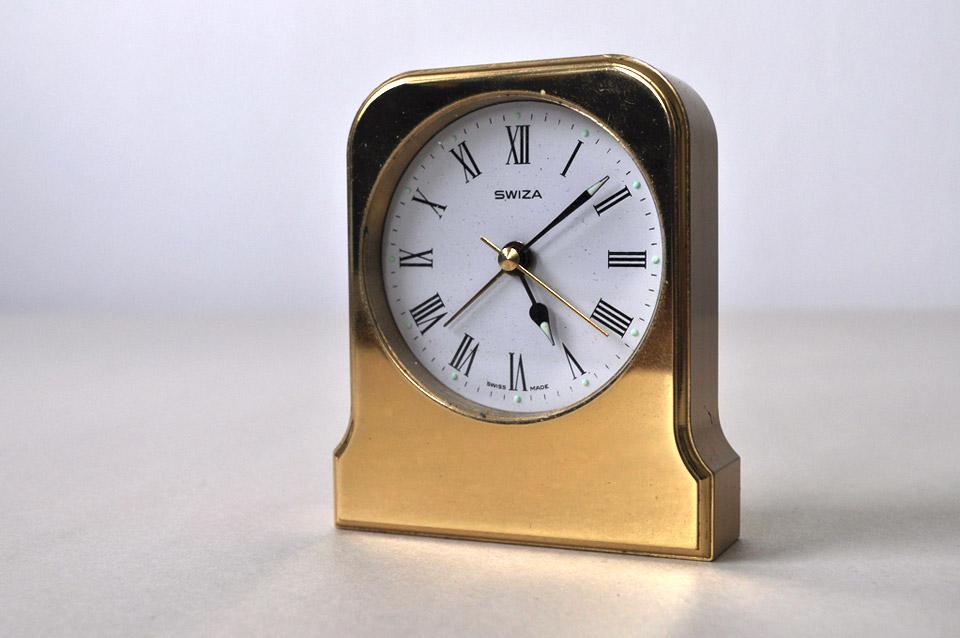 Swiza Clock