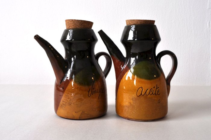 Oil and Vinegar Jugs