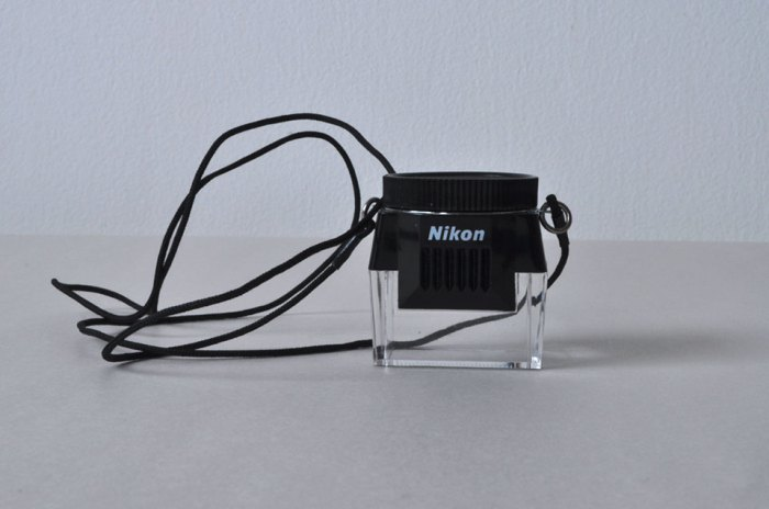 Nikon Loop from front
