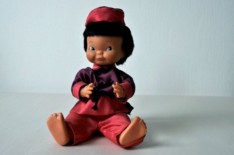 Pullan Doll Front