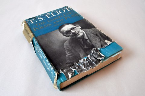 T. S. Eliot Book