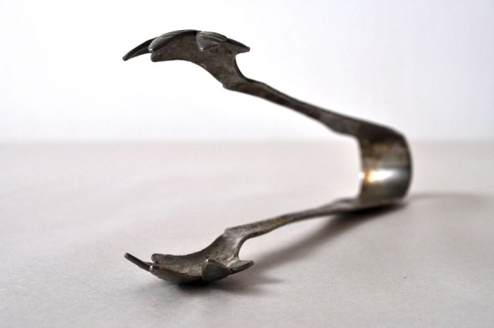 Lloyd Groff Copeman ~ Day tongs obsolescence project