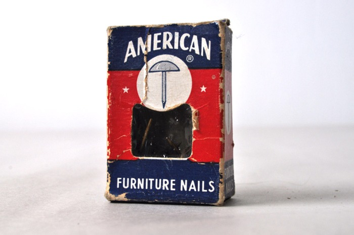 Box of Furniture Nails