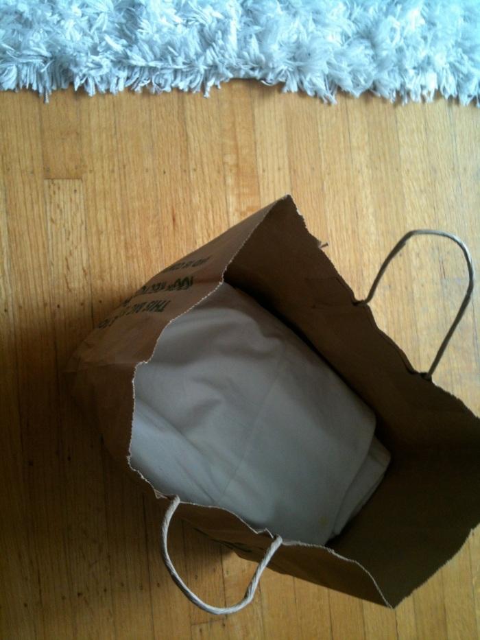 Bag for Sally Ann