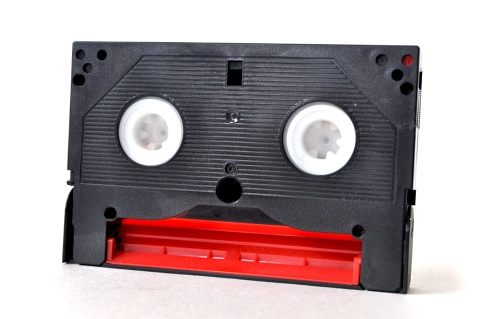 Hi-8 Digital Tape