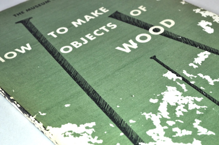 Book Cover  How to Make Objects of Wood