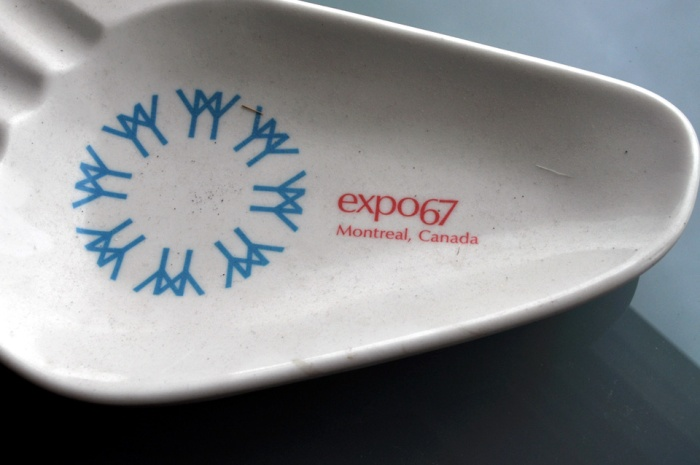 Ashtray Expo '67